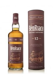 Benriach 12 ans Sherry Wood 46%