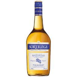 Sortilege Liqueur de whisky canadien aux bleuets sauvages 23%