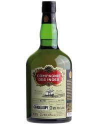 La Compagnie des Indes Guadeloupe 20 ans Brut de Fût (Distillerie Père Labat) 43.1%