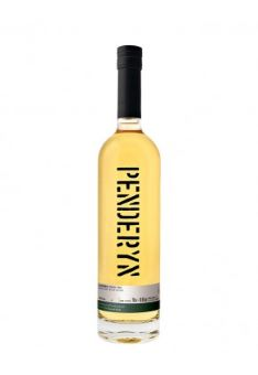 Penderyn 2007 Second Fill Bourbon SG French Connections 60,8%