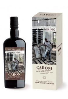 "Caroni Trinidad 23 ans 1996 D ""Sarge"" Employees 2nd Rel. 66.5%"
