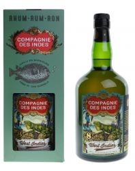 La Compagnie des Indes West Indies 8 ans 40%