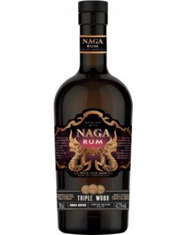 Naga Rum Triple Wood 38%