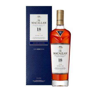 Macallan 18 ans Double Cask 43%