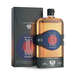Squadron 303 Blend of Freedom Whisky 44%