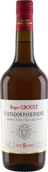 Calvados Groult 8 ans 40%