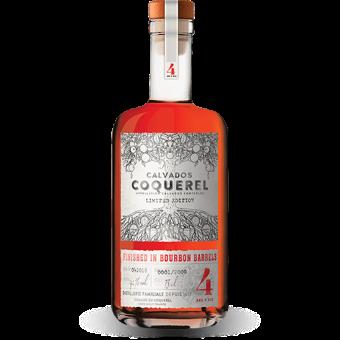 Coquerel Calvados 4 ans Finition Bourbon 41%