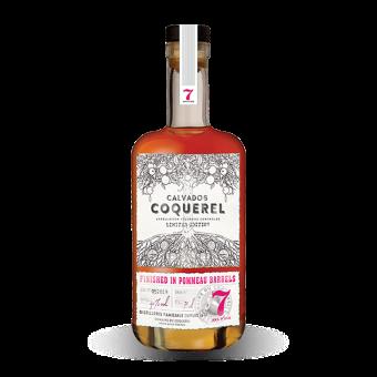 Coquerel Calvados 7 ans Finition Pommeau 40%
