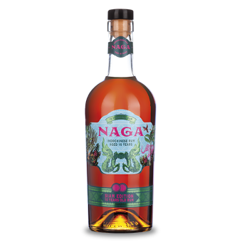 Naga Rum Edition Siam 10 ans 40%