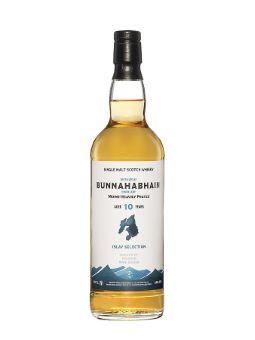 Bunnahabhain Moine 10 ans 2011 Islay Selection S.V 46%