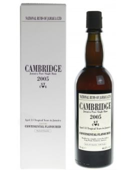 Long Pond Cambridge 13 ans 2005 STCE 62.5%
