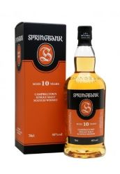 Springbank 10 ans 46%