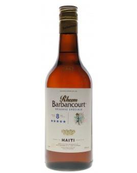 Barbancourt 5 étoiles 8 ans 43%