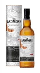 Ardmore Legacy Lightly Peated 40%