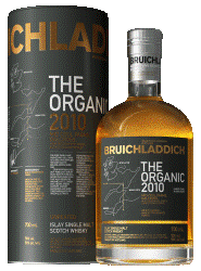 Bruichladdich The Organic 2010 50%