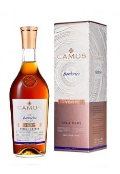 Camus Cognac Borderies VSOP 40%