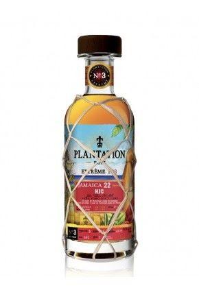 Plantation Rum 22 ans 1996 Extreme Jamaica Long Pond ITP 54.8%