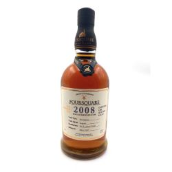 Foursquare 2008 Cask Strength 60%