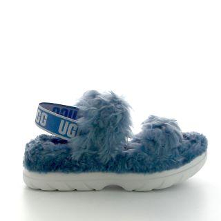 Sandale fourrée femme UGG Fluff Sugar