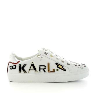Basket femme Skool KARL LAGERFELD KL60113