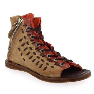 Sandale spartiate femme AS98 534085
