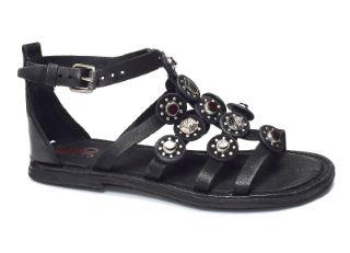 Sandale plate femme AS98 557023