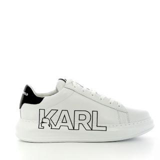 Basket homme KARL LAGERFELD KAPRI LOGO KL52523