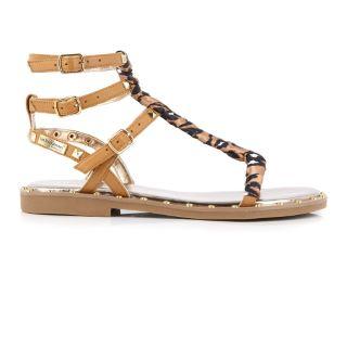 Sandale femme Spartiate Les tropéziennes