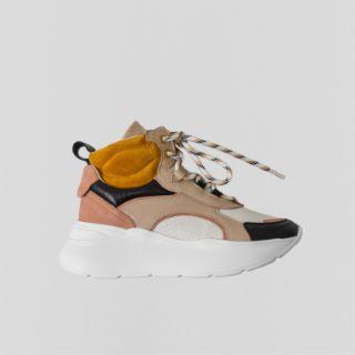 Sneaker femme BRONX 47240AB