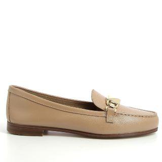 Mocassin femme Michael Kors emily loafer camel
