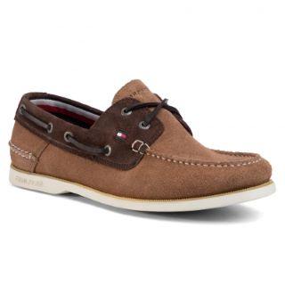 Chaussure bateau homme TOMMY HILFIGER fm2726