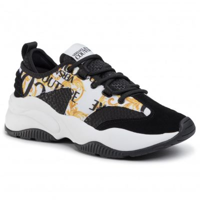 Basket homme VERSACE Jean couture yvbs18