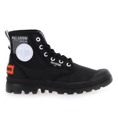 Chaussure PALLADIUM Pampa Lite  OVERLAB Noir