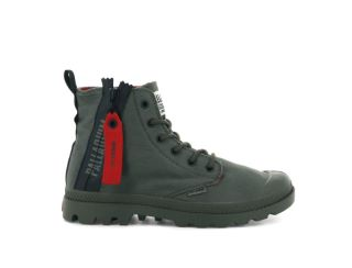 Chaussure montante PALLADIUM Pampa Unzipped