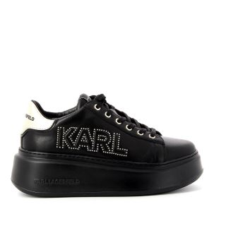 Basket Femme KARL LAGERFELD KL63521 Karl Mikrostud