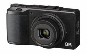 RICOH compact numérique GR II