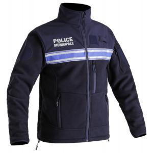 Blouson Polaire Police Municipale