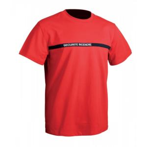 T shirt SSIAP respirant AIRFLOW
