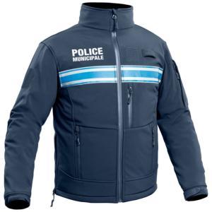 Blouson SOFTSHELL Police Municipale