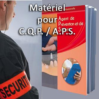 Matériel pour CQP APS | Equipement sécurité