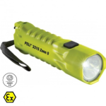 Lampe torche ATEX Zone 0