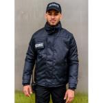 Parka/blouson SECURITE noir - Court
