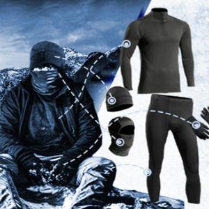 Gamme sous-vêtements hiver