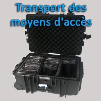 Transport des clés | Equipement sécurité