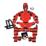 Tenue instructeur - RED MAN