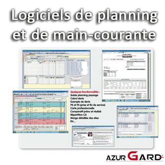 Logiciels de planning et de main courante | Equipement sécurité