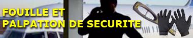 Plus de détail sur la palpation de sécurité