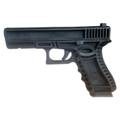 Glock 17 de formation polymere noir