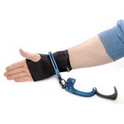 Protection pour exercice de menottage