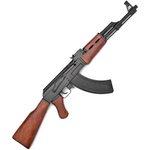 Réplique métal crosse bois fusil AK47 KALASHNIKOV